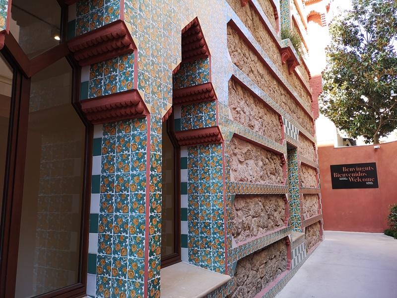 Vicens1116 Barcelona-巴塞隆納世界文化遺產 高第建築  巴特略之家/文森之家