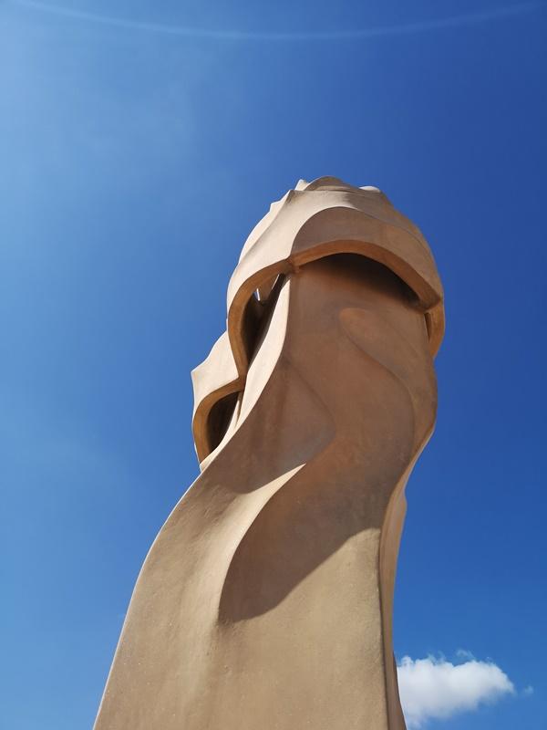 casamila25 Barcelona-巴塞隆納世界文化遺產 高第建築米拉之家 來自外星的設計