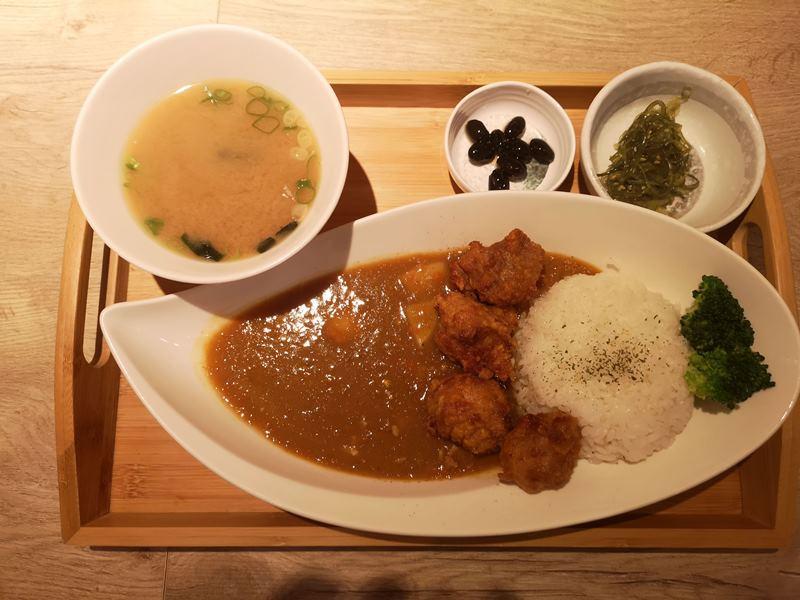 kinaya5-複製 新竹-キナヤ咖哩工房Kinaya Curry 清爽日式咖哩好吃