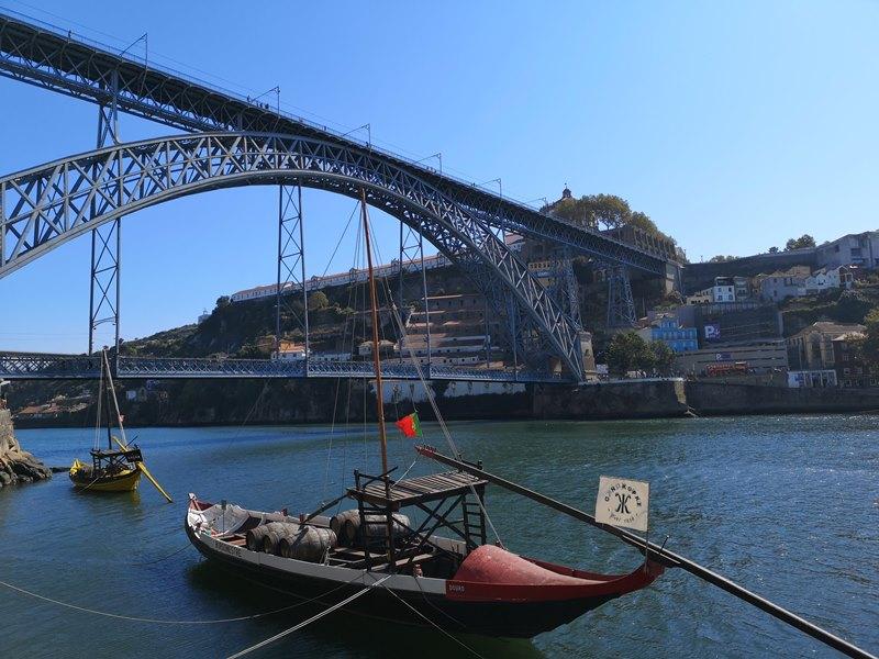 luiz1bridge01 Porto-歐洲第一名的觀光城市波多 Douro河岸風光綺麗 路易一世鐵橋壯觀