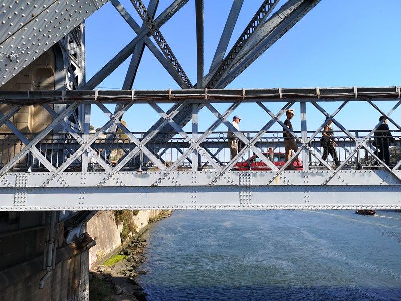 luiz1bridge22 Porto-歐洲第一名的觀光城市波多 Douro河岸風光綺麗 路易一世鐵橋壯觀