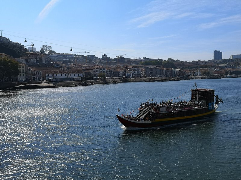 luiz1bridge25 Porto-歐洲第一名的觀光城市波多 Douro河岸風光綺麗 路易一世鐵橋壯觀