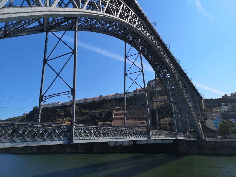 luiz1bridge27 Porto-歐洲第一名的觀光城市波多 Douro河岸風光綺麗 路易一世鐵橋壯觀