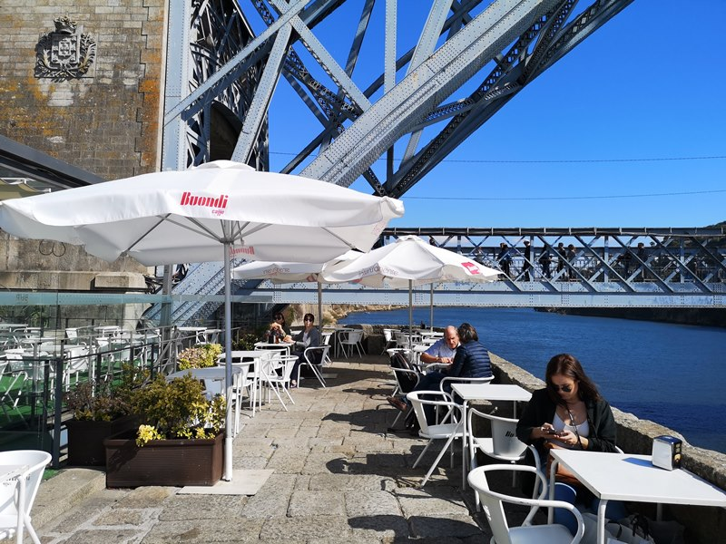 luiz1bridge28 Porto-歐洲第一名的觀光城市波多 Douro河岸風光綺麗 路易一世鐵橋壯觀