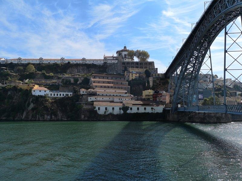 luiz1bridge30 Porto-歐洲第一名的觀光城市波多 Douro河岸風光綺麗 路易一世鐵橋壯觀