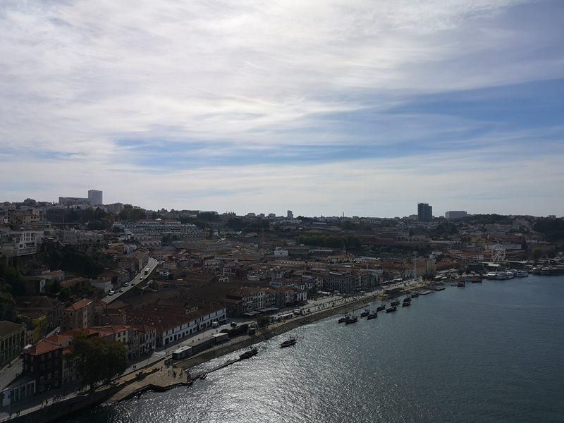 luiz1bridge39 Porto-歐洲第一名的觀光城市波多 Douro河岸風光綺麗 路易一世鐵橋壯觀