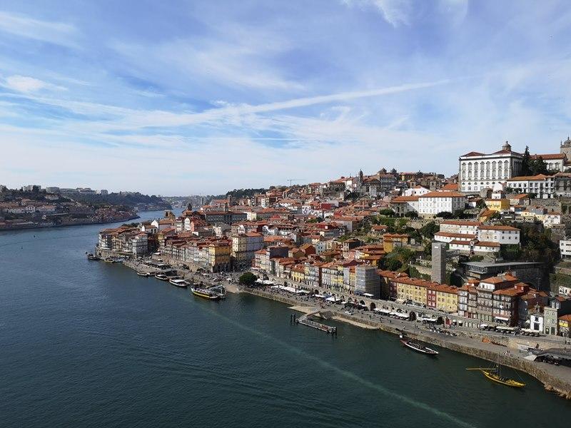 luiz1bridge40 Porto-歐洲第一名的觀光城市波多 Douro河岸風光綺麗 路易一世鐵橋壯觀