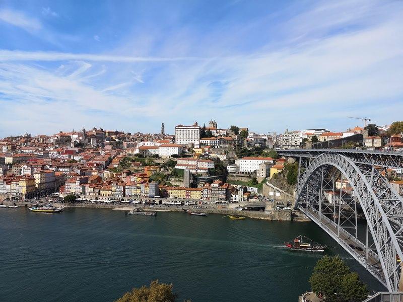 luiz1bridge47 Porto-歐洲第一名的觀光城市波多 Douro河岸風光綺麗 路易一世鐵橋壯觀