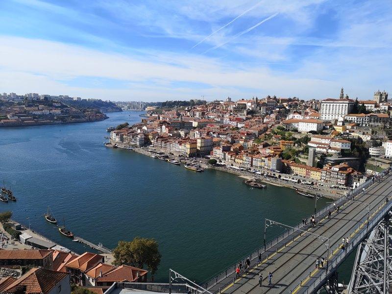 luiz1bridge51 Porto-歐洲第一名的觀光城市波多 Douro河岸風光綺麗 路易一世鐵橋壯觀