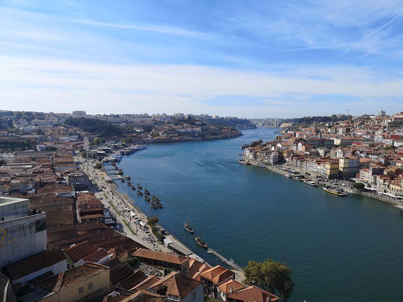 luiz1bridge52 Porto-歐洲第一名的觀光城市波多 Douro河岸風光綺麗 路易一世鐵橋壯觀