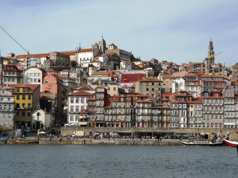 luiz1bridge61 Porto-歐洲第一名的觀光城市波多 Douro河岸風光綺麗 路易一世鐵橋壯觀