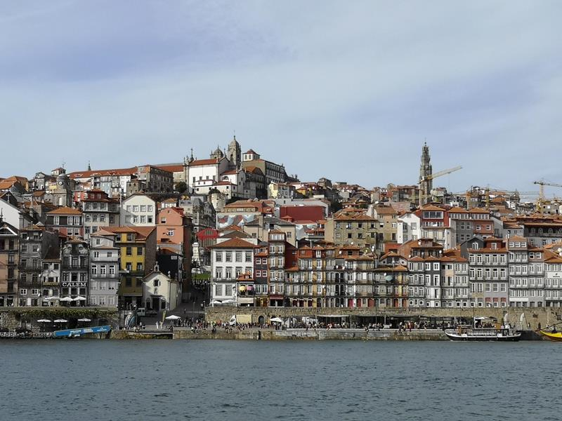 luiz1bridge62 Porto-歐洲第一名的觀光城市波多 Douro河岸風光綺麗 路易一世鐵橋壯觀