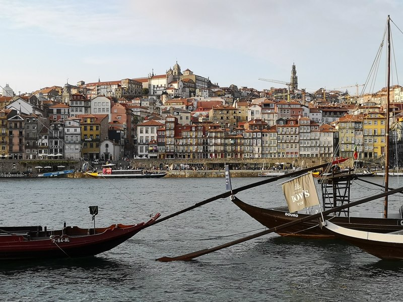 luiz1bridge71 Porto-歐洲第一名的觀光城市波多 Douro河岸風光綺麗 路易一世鐵橋壯觀