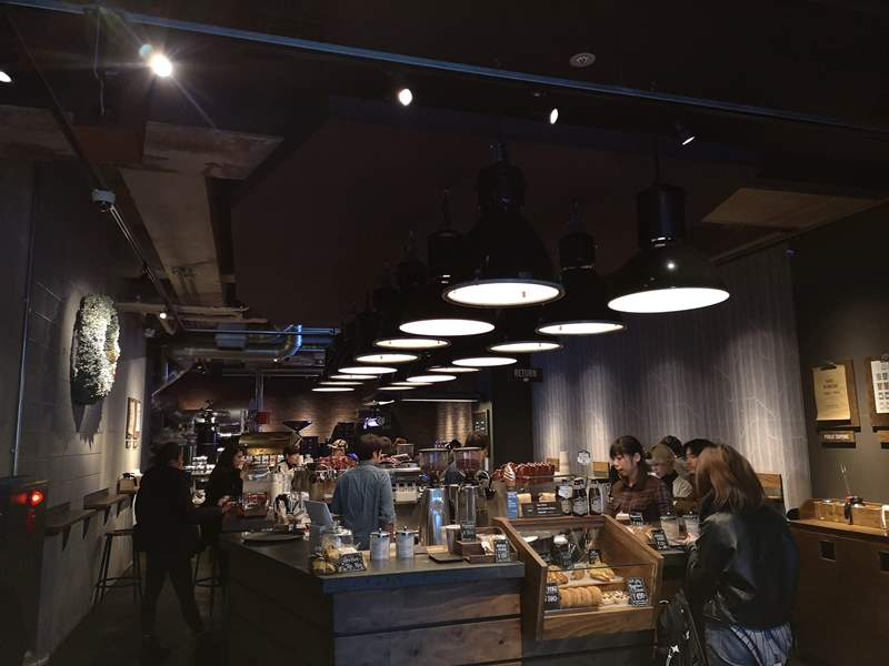 nozycoffee06 Harajuku-The Roastery by Nozy Coffee表參道旁 時尚香醇的咖啡館