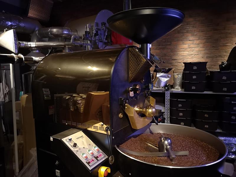 nozycoffee14 Harajuku-The Roastery by Nozy Coffee表參道旁 時尚香醇的咖啡館