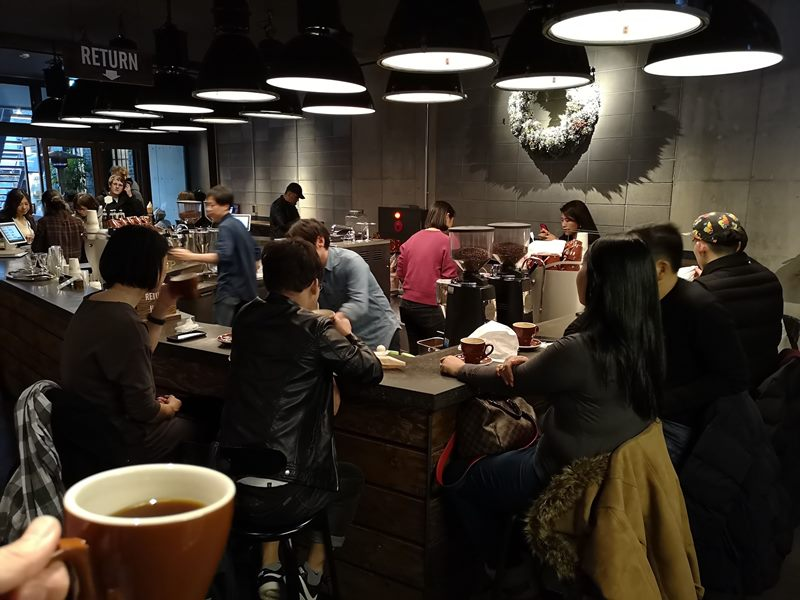 nozycoffee21 Harajuku-The Roastery by Nozy Coffee表參道旁 時尚香醇的咖啡館