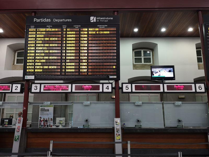 portotrain01 Porto-波多到里斯本 體驗葡萄牙國鐵頭等艙