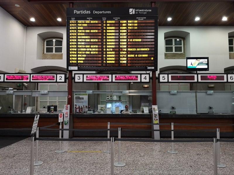 portotrain04 Porto-波多到里斯本 體驗葡萄牙國鐵頭等艙