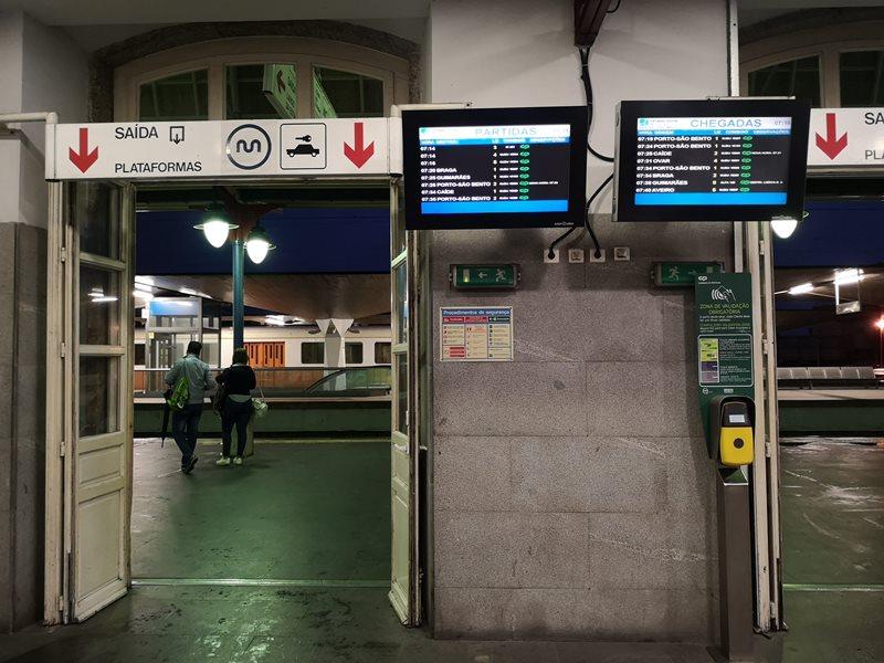 portotrain08 Porto-波多到里斯本 體驗葡萄牙國鐵頭等艙