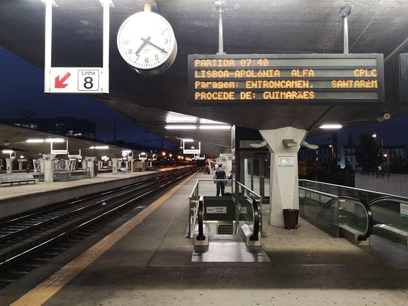 portotrain11 Porto-波多到里斯本 體驗葡萄牙國鐵頭等艙
