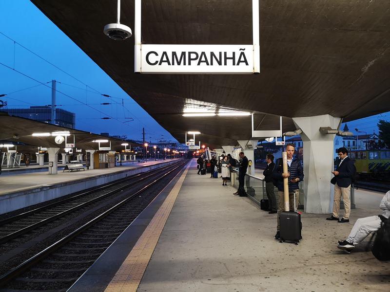 portotrain12 Porto-波多到里斯本 體驗葡萄牙國鐵頭等艙
