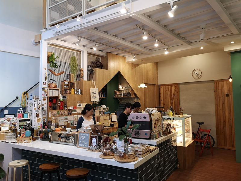 thegoodonecoffee08 桃園-The Good One Coffee Roastery簡潔日式風味咖啡館