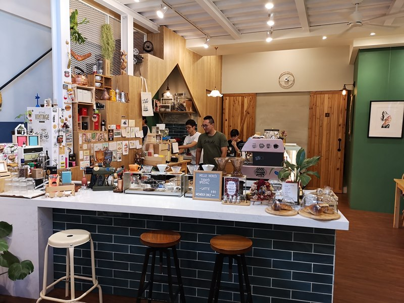 thegoodonecoffee09 桃園-The Good One Coffee Roastery簡潔日式風味咖啡館