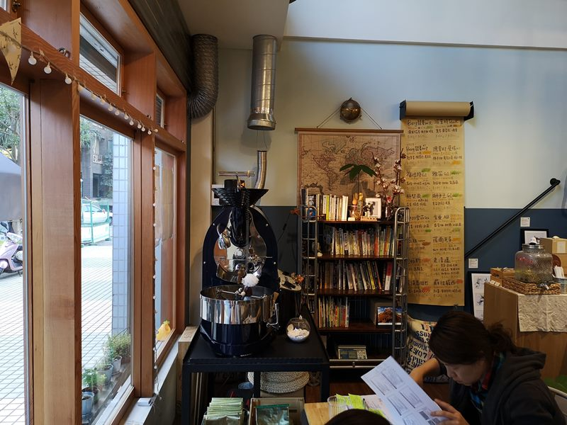 thegoodonecoffee11 桃園-The Good One Coffee Roastery簡潔日式風味咖啡館