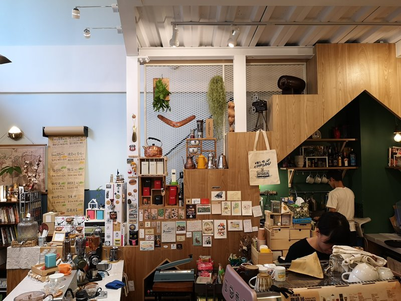 thegoodonecoffee17 桃園-The Good One Coffee Roastery簡潔日式風味咖啡館
