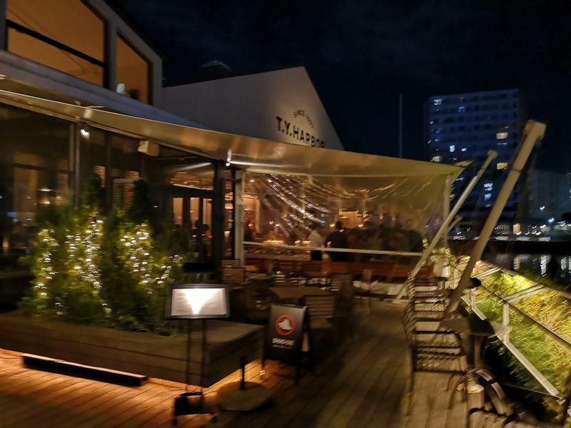 tyharborr09 Shinagawa-T.Y.Harbor鮮釀啤酒配美味佳餚 好景觀好浪漫也好好吃 天王洲Isle的特色餐廳
