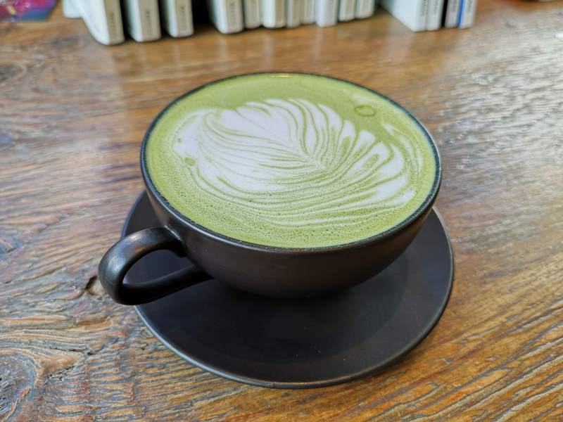 weirdcoffee14 Shinagawa-WIRED CAFE 品川港南口 摩登現代咖啡好美也好吃