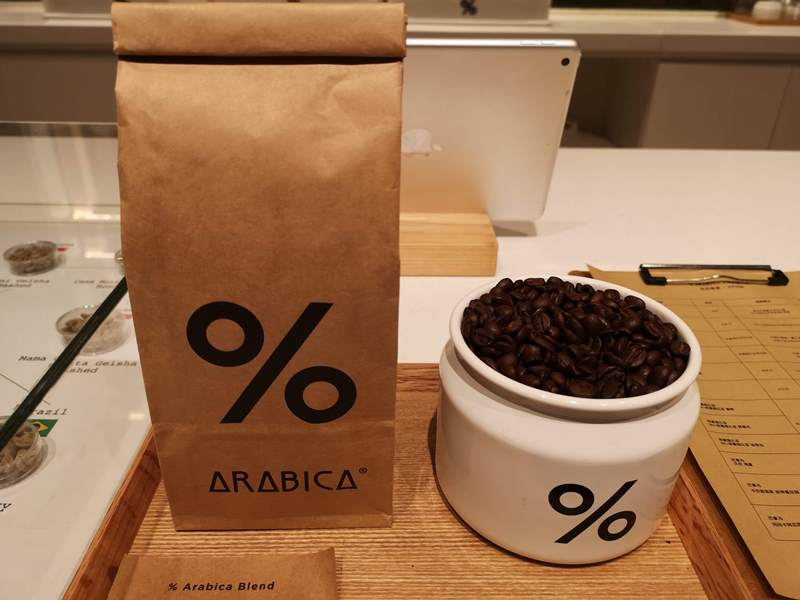 arabicacoffee09 Shanghai-%Arabica Coffee上海外灘烘焙坊 簡約風格給你一杯好咖啡