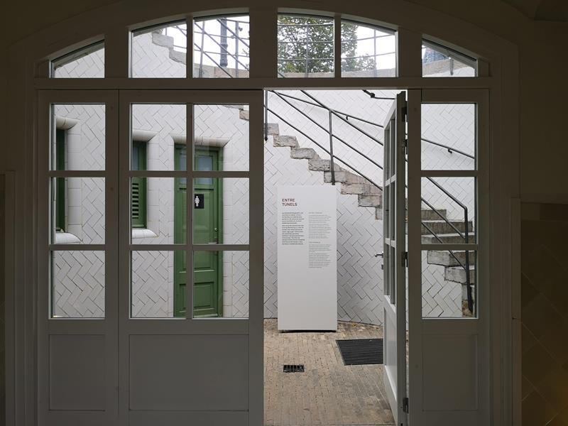 barcelonasantpau06 Barcelona-聖十字聖保羅醫院 巴塞隆納現在主義建築三傑之多明尼克...世界文化遺產