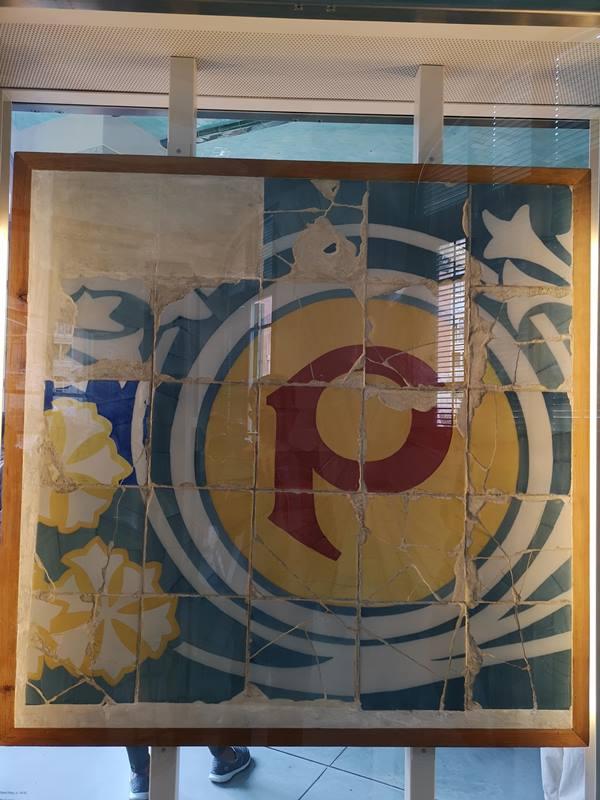 barcelonasantpau08 Barcelona-聖十字聖保羅醫院 巴塞隆納現在主義建築三傑之多明尼克...世界文化遺產