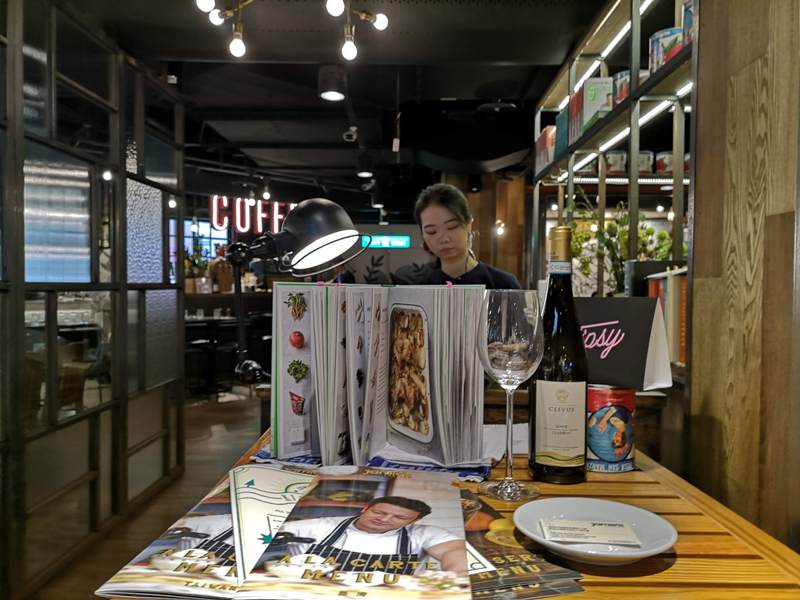 jamieolivertaipei04 信義-明星主廚光環滿溢...Jamie Oliver的Jamie's Italian 味道平淡價位五星