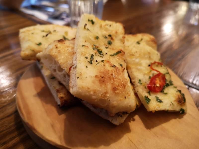 jamieolivertaipei08 信義-明星主廚光環滿溢...Jamie Oliver的Jamie's Italian 味道平淡價位五星