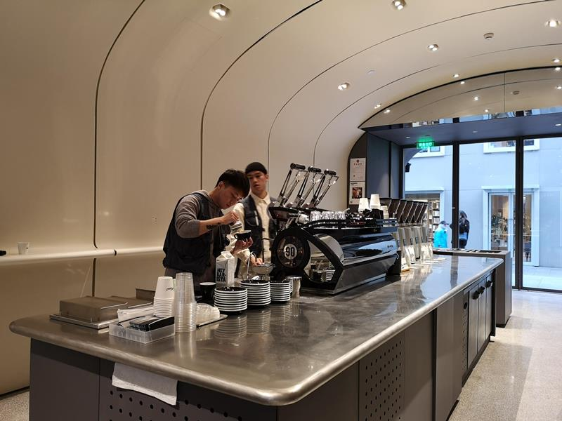 seesawcoffee07 Shanghai-Seesaw Coffee上生新所 號稱中國星巴克 各分店不同裝潢特色 只為給你好咖啡
