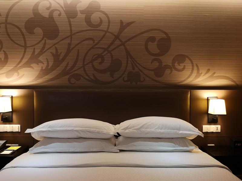 4PBKK21 Bangkok-曼谷Four Points商務飯店(曼谷福朋喜來登酒店-素坤逸15) 套房也簡單舒適