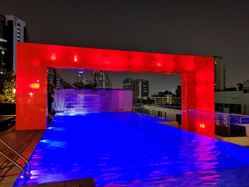 4PBKK27 Bangkok-曼谷Four Points商務飯店(曼谷福朋喜來登酒店-素坤逸15) 套房也簡單舒適