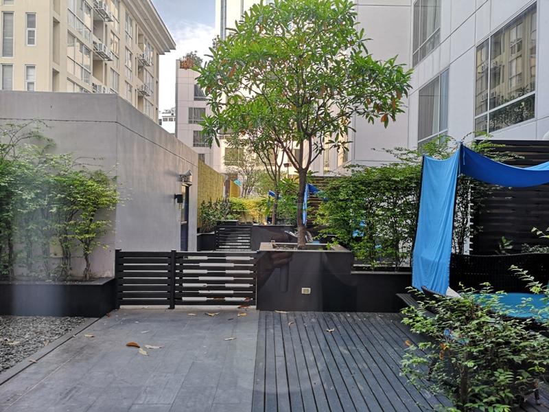 4PBKK28 Bangkok-曼谷Four Points商務飯店(曼谷福朋喜來登酒店-素坤逸15) 套房也簡單舒適