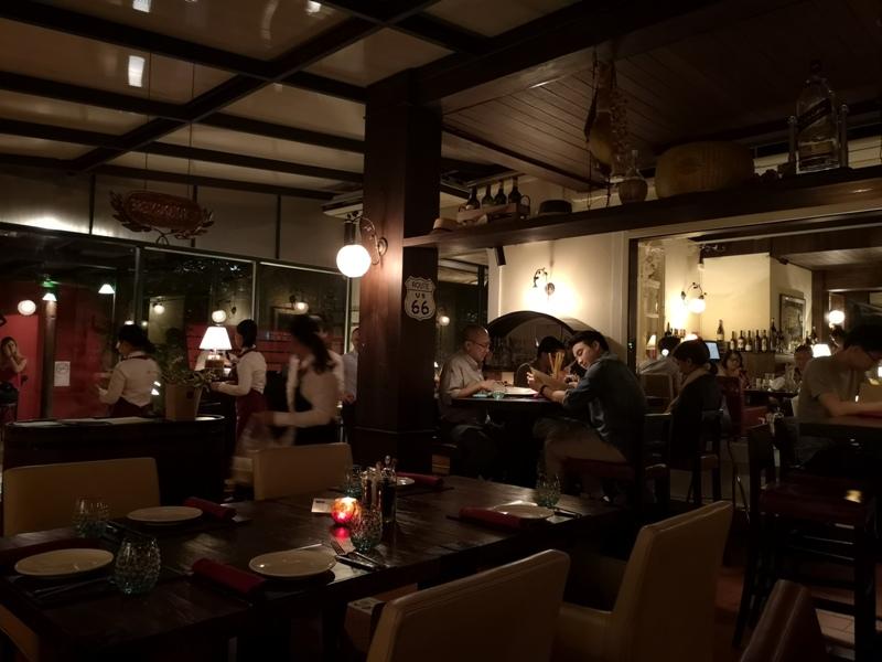 IL-BOLOGNESE-03 Bangkok-IL Bolognese曼谷金融區Chong Nonsi 義籍主廚美味披薩