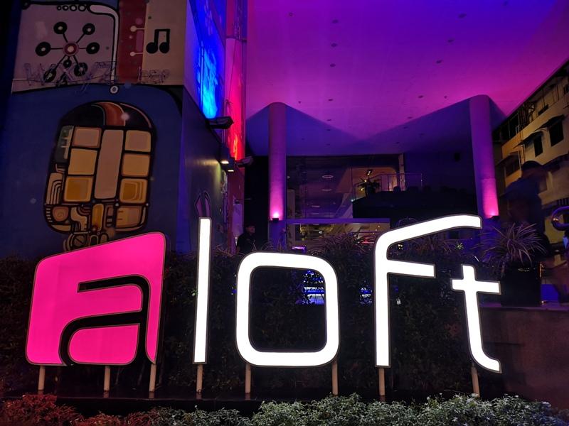 aloftbkk12 萬豪酒店住宿體驗 旅人第二個家(20201011)