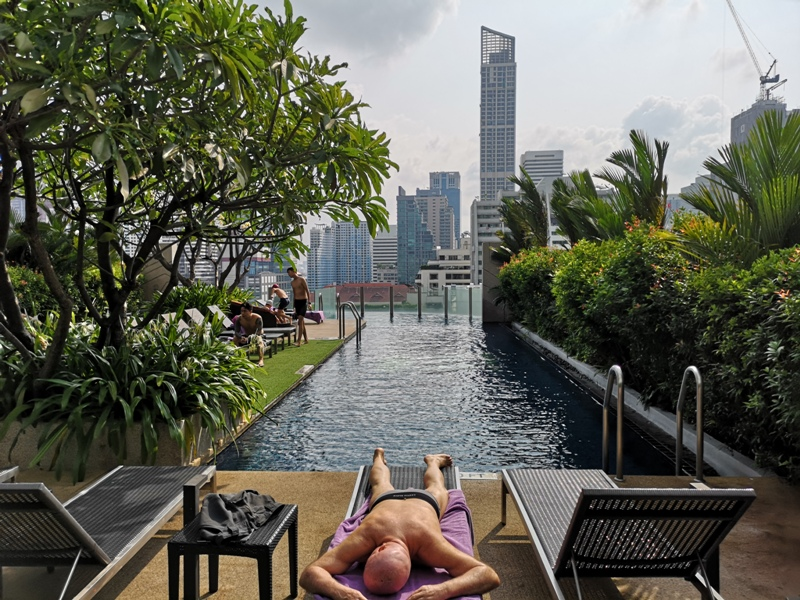 aloftbkk24 Bangkok-Aloft Bangkok曼谷素坤逸11號雅樂軒酒店 帶著時尚感的酒店