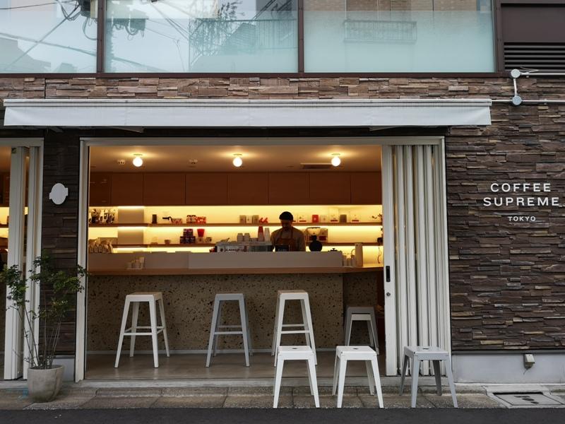 coffeesupreme08 Shibuya-澀谷Coffee Supreme Tokyo奧澀神山街 紐西蘭來的文青咖啡館