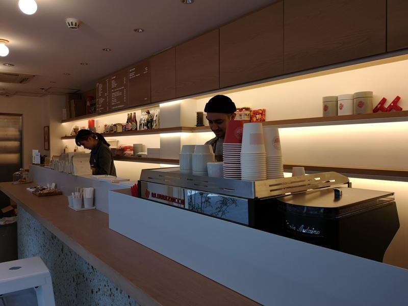 coffeesupreme10 Shibuya-澀谷Coffee Supreme Tokyo奧澀神山街 紐西蘭來的文青咖啡館