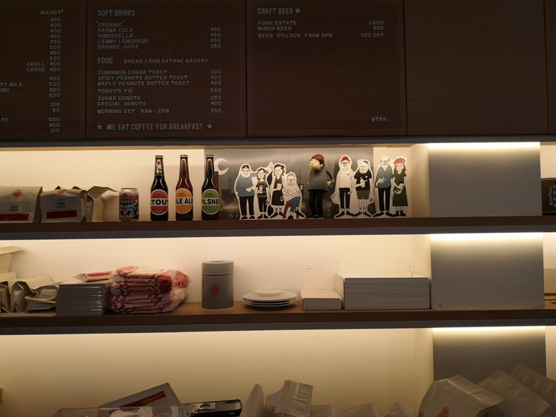coffeesupreme12 Shibuya-澀谷Coffee Supreme Tokyo奧澀神山街 紐西蘭來的文青咖啡館