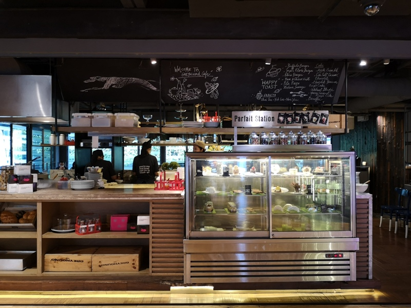 greyhoundcafe02 Bangkok-Greyhound Cafe曼谷時尚餐廳 優雅舒適設計風