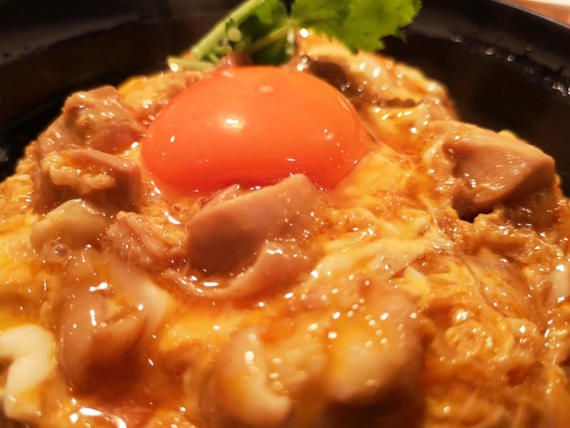 hashida0113 Shibuya-澀谷居酒屋はし田屋親子丼 蛋鮮肉紮實