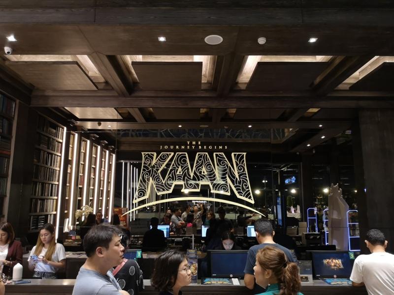 kaanshow0103 Pattaya-芭達雅KAAN show奇幻秀 舞台設計特效雜技泰拳投影雷射4D超精彩必看表演