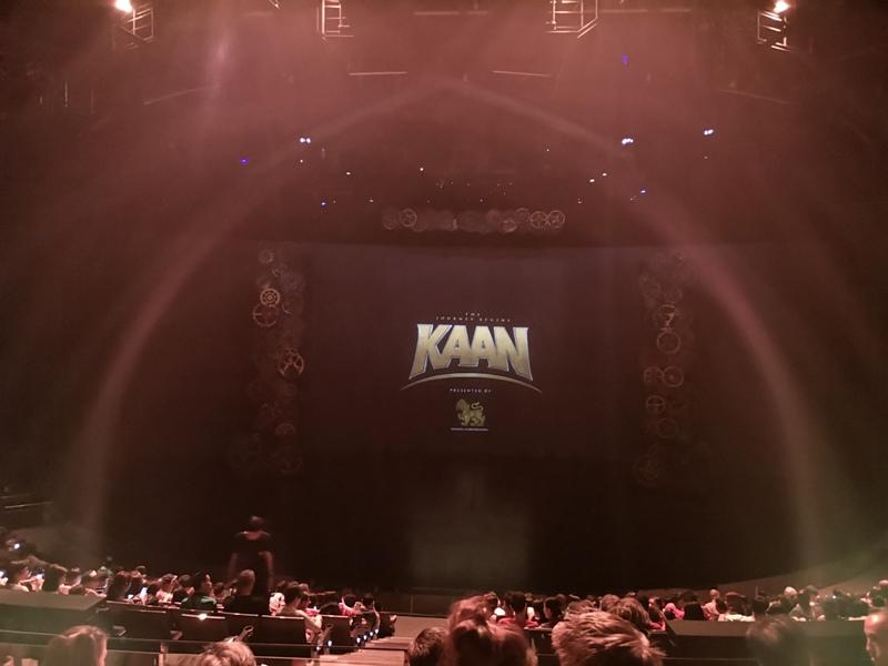 kaanshow0110 Pattaya-芭達雅KAAN show奇幻秀 舞台設計特效雜技泰拳投影雷射4D超精彩必看表演